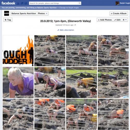 Watermarked Facebook album